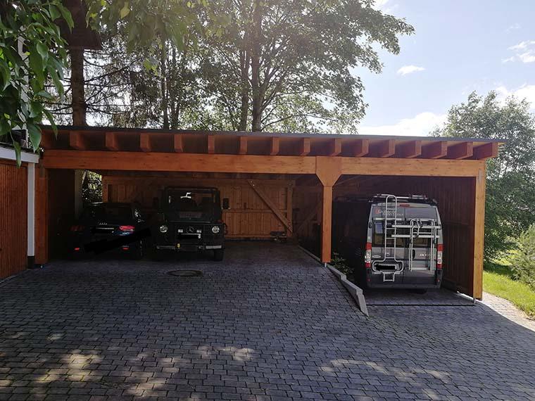 Zimmerei Dorn -Carport_2