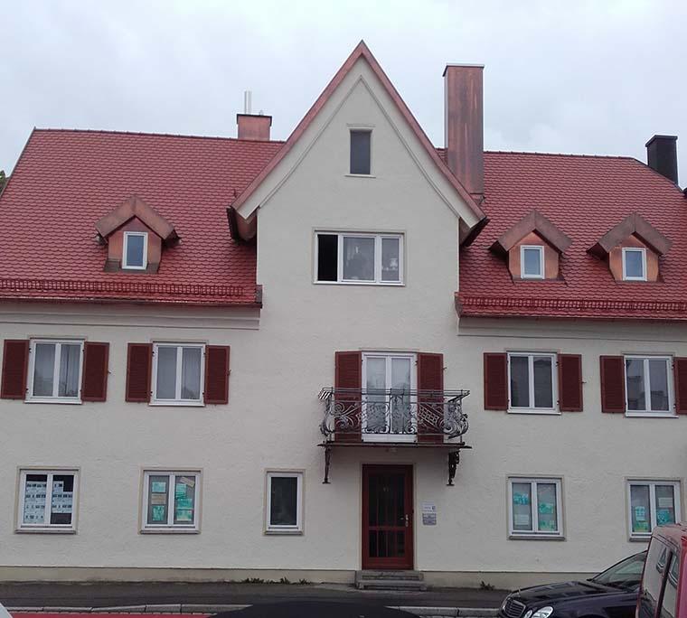 Zimmerei Dorn - Dach